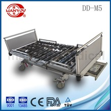 Electric hospital bed for ICU ward