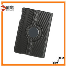 2015 Latest 360 Rotating Leather Smart Cover for iPad 2 3 4 case with card holder