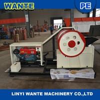 New design mini stone crushing production line of Diesel Engine rock Crusher price