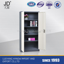 Luoyang steel office furniture, steel storage cupboard cabinet, Double door cabinet