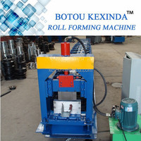 HOT SALE! Metal Gutter Roofing Roll Forming Machine Production Line On Sale