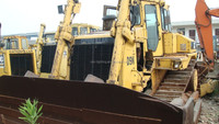 used cheap bulldozer D9N for sale in Shanghai, with lower price
