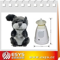 cute musical plush battery operated stuffed soft toy