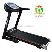 Folding pro life fitness treadmill