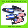 Ski sports manufacturer nylon velcro custom ski strap