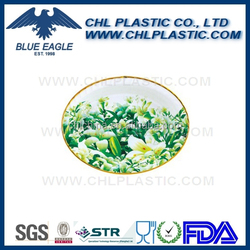 Promotional high quality plastic restaurant tray