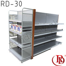 iron display wire hanging rack automatic shelf pusher cigarette