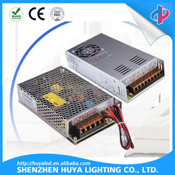 Hot selling 400W constant current waterproof led power supply,24V power supply for led