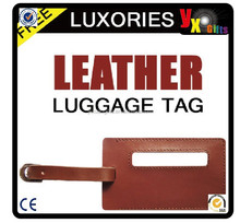 Luggage Tag Quality Leather Genuine Cards ID Access Holders Cases Travel Wallets Passport Bags Corporate Birthday Accessorie