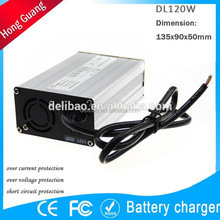 warranty 12 months 48v smart battery charger with local power cord for choice
