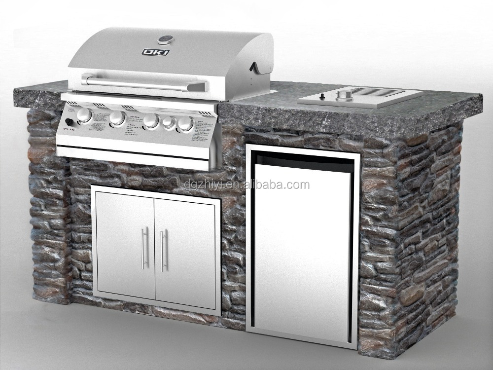 American Kitchen Cabinet And Induction Bbq Grill Buy Kitchen Cabinet