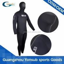 custom surf wetsuits made of neoprene