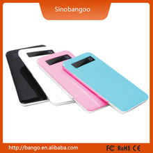 Mobile phone charger 4000mah capacity power bank auto start life time products replacement
