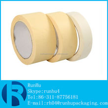 Professional automotive car painting masking tapes