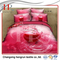 print fabric polyester from china textile microfiber supplier
