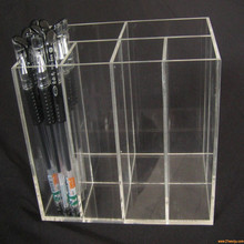 2015 Noble Office Table Set Crystal Pen Holder Set with Globe