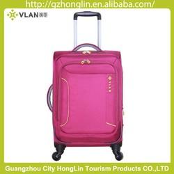 Customized standard personalized luggage bag trolley EVA luggage