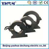 SCT065 5A-3000A plate type cable output split core current transformer