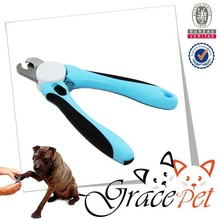 Dog nail clipper for cutting nails pet grooming