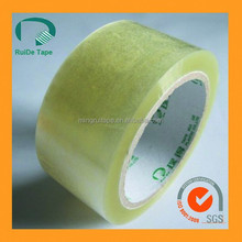 Factory Price BOPP Packing Tape Waterproof Acrylic Glue Good Adhesion for Box Sealing