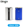 4400 mAh Super Power Genuine Hottest Ismoka Eleaf Istick 50W Wholesale from Elego