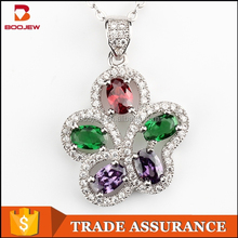 wholesale jewelry from china 925 silver pendant for best friend