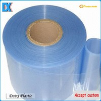 china supplier rigid clear thin pvc plastic sheet