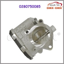 High Performance Universal Engine Electronic throttle body Oem#0280750085 For Germany Car Old 206/307/308/1007