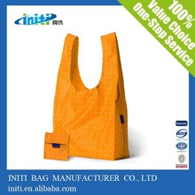 Fashion Recycle Foldable Bag Nylon for Shopping