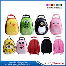 High quality ABS+PC hardshell kids school backpack bag, 2015 school bag