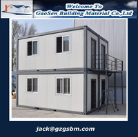 Brand new prefabricated eps houses for sale with low price