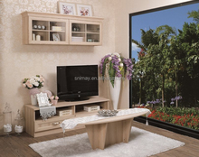 Home Furniture General Use and Glass Material tv stands cabinets