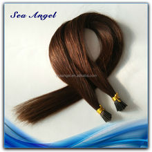 AAAAAA Grade High Quality Hot Fusion I Tip Hair Extensions Wholesale