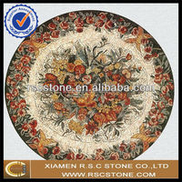 Wood pattern floor tile , mosaic stepping stone patterns , granite paving stone pattern