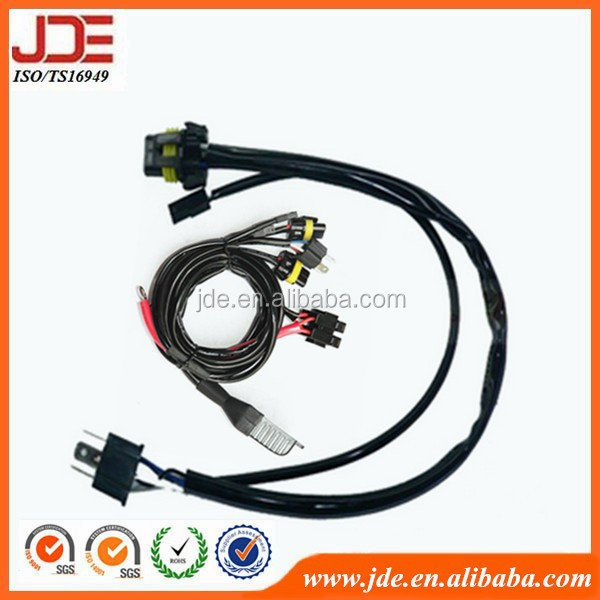 oem fast connector automotive wiring harness buy auto wiring harness oem automotive wire