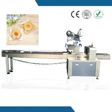 Roll Bread and Bakery Products automatic packing machine