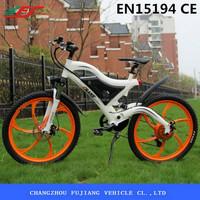 2015 powerful strong electric bike motor, golden motor electric bike with EN15194