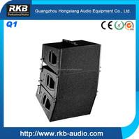 Q1- RKB Audio - Pro audio manufacturer- Hot Sale Line Array