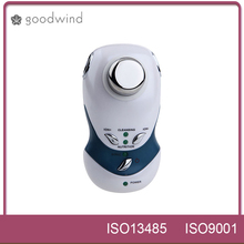 luxury ultrasound galvanic slimming and new ionic facial platinum steamer beauty instrument