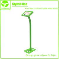 Yota iPad Air Anti-theft Kiosk Tablet Stand With Lock