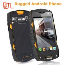 Mann Zug 3 - IP68 Dual Core 3G Android 4.0 GPS Rugged Android Phone tv mobile phone