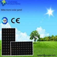 Zhejiang Monocrystalline 300watts Solar Panel Price India