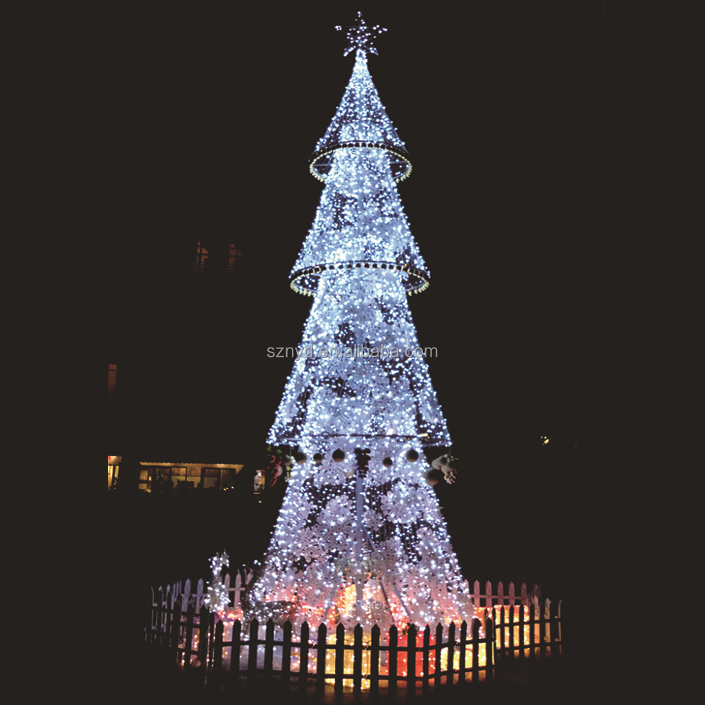 Factory Price Giant Led Christmas Tree Led Christmas Tree Outdoor ...