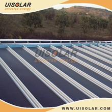 136W Amorphous solar panel