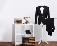 Feito para medir homem de negócio escritório projeto uniforme homem de negócios terno