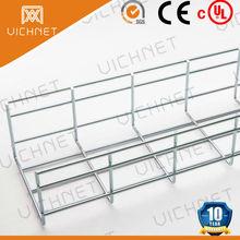 OEM UL electro galvanized basket type cable tray