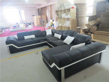 luxury collection italian leather sofa