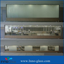 Low price electric privacy film/self adhesive and non-adhesive smart glass protective film/switchable glass