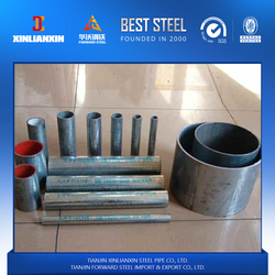 high quality zinc plated rectangular steel pipe/tube/pre galvanized square hollow section 40*40*1.8mm