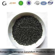 High purity natural corundum price black aluminium oxide powder price 99.5%